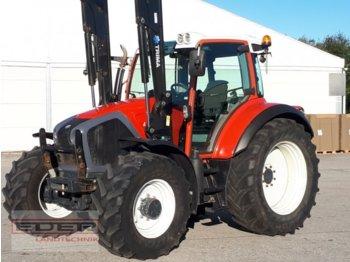 Lindner Geotrac 124 - ciągnik rolniczy