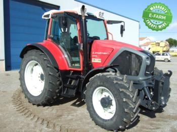 Lindner Geotrac 134ep - ciągnik rolniczy