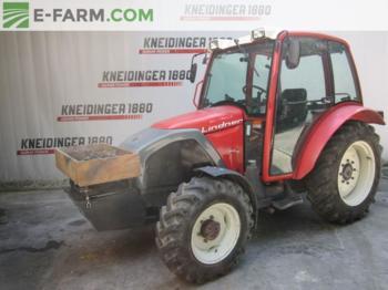 Lindner Geotrac 50 A - ciągnik rolniczy