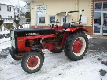 McCormick Ackerschlepper - ciągnik rolniczy