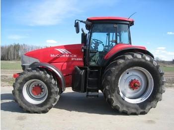 McCormick ZTX260 - ciągnik rolniczy