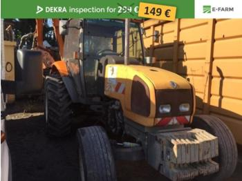 Renault ERGOS 100 EPAREUSE ROUSSEAU MINAUTOR 5000L - ciągnik rolniczy