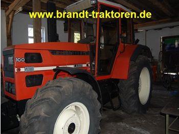 SAME Laser 100 DT wheeled tractor - ciągnik rolniczy