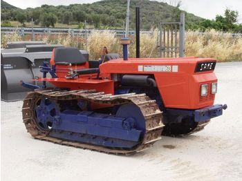 SAME MINITAURO 60 crawler tractor - ciągnik rolniczy