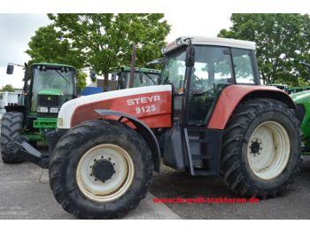 STEYER 9125 - ciągnik rolniczy