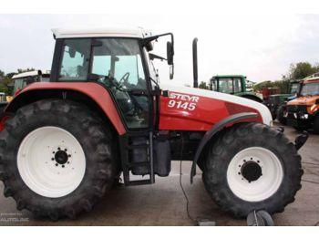 STEYER 9145  - ciągnik rolniczy