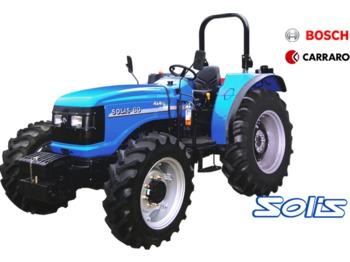 Solis WT60 4wd Open beugel  - ciągnik rolniczy