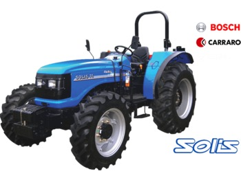 Solis WT75 4wd Open beugel  - ciągnik rolniczy