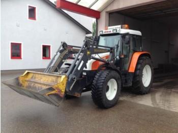 Steyr 9094 Kommunal mit Mammut HL 150 Frontlader - ciągnik rolniczy