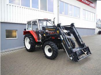 Steyr 955 A mit Mammut HLP - ciągnik rolniczy