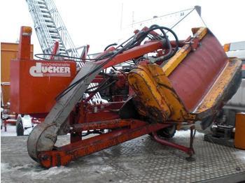 Dücker Dücker SMK 500 Böschungsmäher f. Unimog - maszyna rolnicza