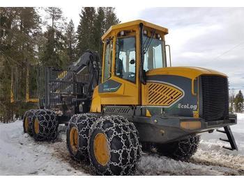 Eco Log 574D  - maszyna rolnicza