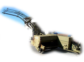 Fortschritt K454 Heupresse Hochdruckpresse Strohpresse Press - maszyna rolnicza
