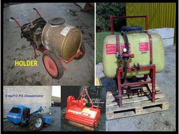 Holder MP 11-10 - maszyna rolnicza