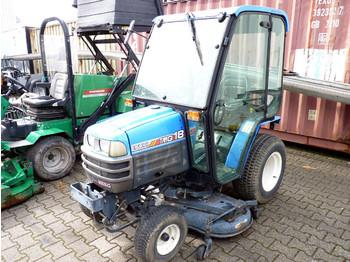 Iseki TMG18 H mit Fahrerkabine - maszyna rolnicza