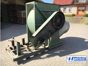 Jensen Getreidebelüftung Typ MAMMUT 1 - maszyna rolnicza