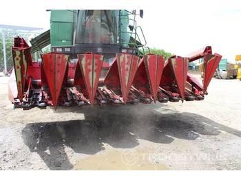 Oros 6234 SA - kombajn do kukurydzy