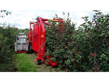 Kombajn do zbioru winogron WEREMCZUK Sour cherries, plums harvester FELIX-Z