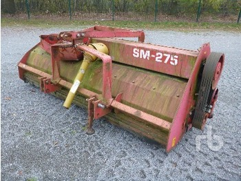 Bvl SM275 Mulcher - kosiarka rolnicza