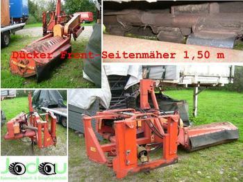 Dücker SMT 15 R - kosiarka rolnicza