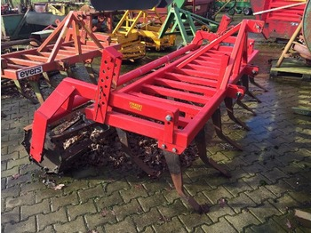 Evers Welsh 13 tands cultivator + rol - kultywator