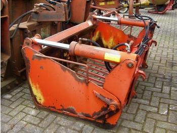 MC HALE 160 KUILHAPPER - maszyna rolnicza