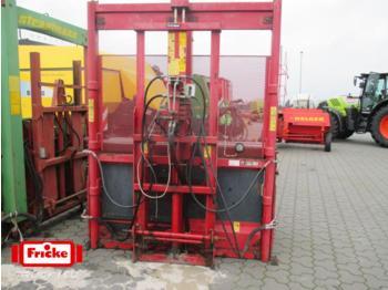 BVL - van Lengerich TOPSTAR 170 HUBGERÜS - maszyna do produkcji kiszonki