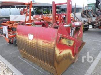 Bvl Silage Block Cutter - maszyna do produkcji kiszonki