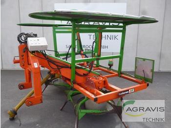 Holaras JUMBO - maszyna do produkcji kiszonki