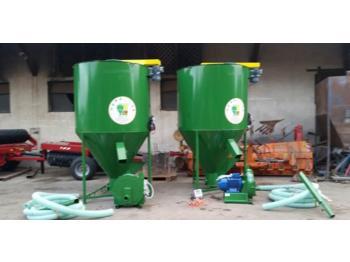 M-Rol 2000 kg  - maszyna do produkcji kiszonki