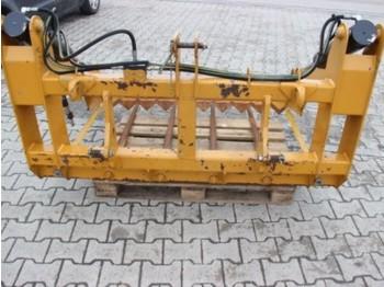 Mammut Rundballenteiler - maszyna do produkcji kiszonki