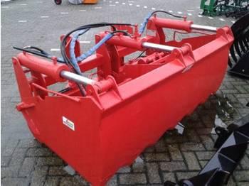 Mc Hale kuilhapper - maszyna do produkcji kiszonki