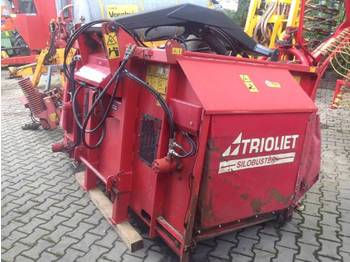 Trioliet Silobuster voerbak - maszyna do produkcji kiszonki