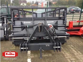 s Saphir 4001 - maszyna do produkcji kiszonki