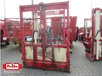 BVL - van Lengerich TOPSTAR 170 DW - maszyna do ścielenia słomy