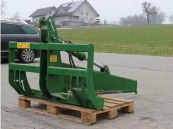 McHale Rundballenschneider - maszyna do ścielenia słomy