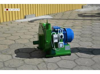 Mrol MILL/Rozdrabniacz bijakowy ssąco - tłoczący H122/2 (18,5 kW) - maszyna do ścielenia słomy