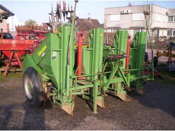 HASSIA 4 RIJIGE POOTMACHINE - maszyna do siewu i sadzenia