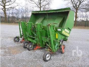HASSIA KLS4B 4 Row - maszyna do siewu i sadzenia