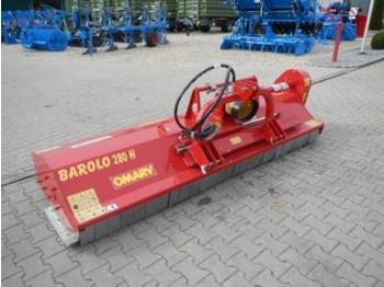 Omarv Omarv Balaro TFL-C 280H Neugerät - mulczer