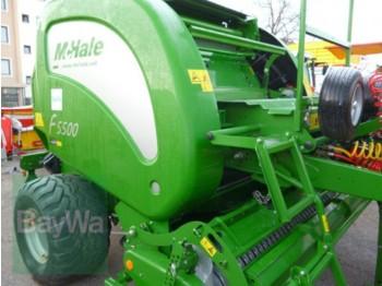 McHale F 5500 - prasa rolująca