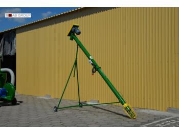 Mrol Platform auger inclining/ Przenośnik ślimakowy T 401/1 - przewoźnik