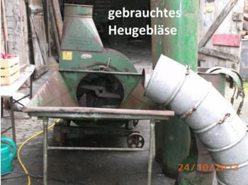 POM Heugebläse - przewoźnik