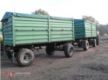 MDW-Fortschritt 2 Stk. HW 180 2SK - przyczepa rolnicza