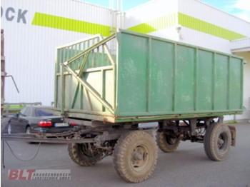 MDW-Fortschritt HW 60 Häcksleaufbau - przyczepa rolnicza