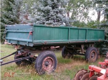 MDW-Fortschritt THK 5 - przyczepa rolnicza