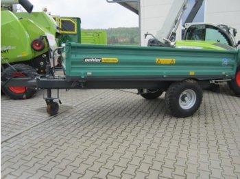 Oehler EDK 60 S - przyczepa rolnicza wywrotka