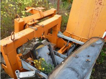 ROUSSEAU SPIDOR 160T - maszyna rolnicza