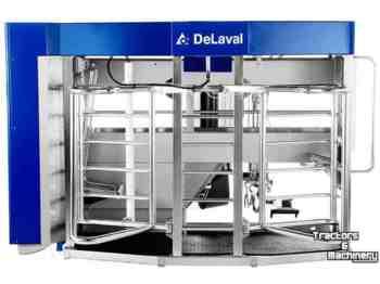 DeLaval VMS - system udojowy