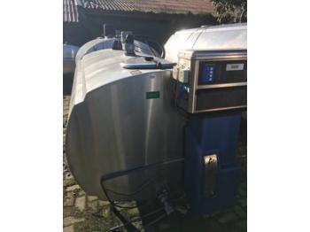 Delaval DX/C2000 liter  - system udojowy
